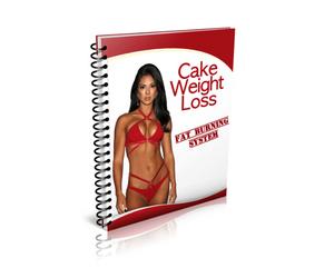 cake weight loss